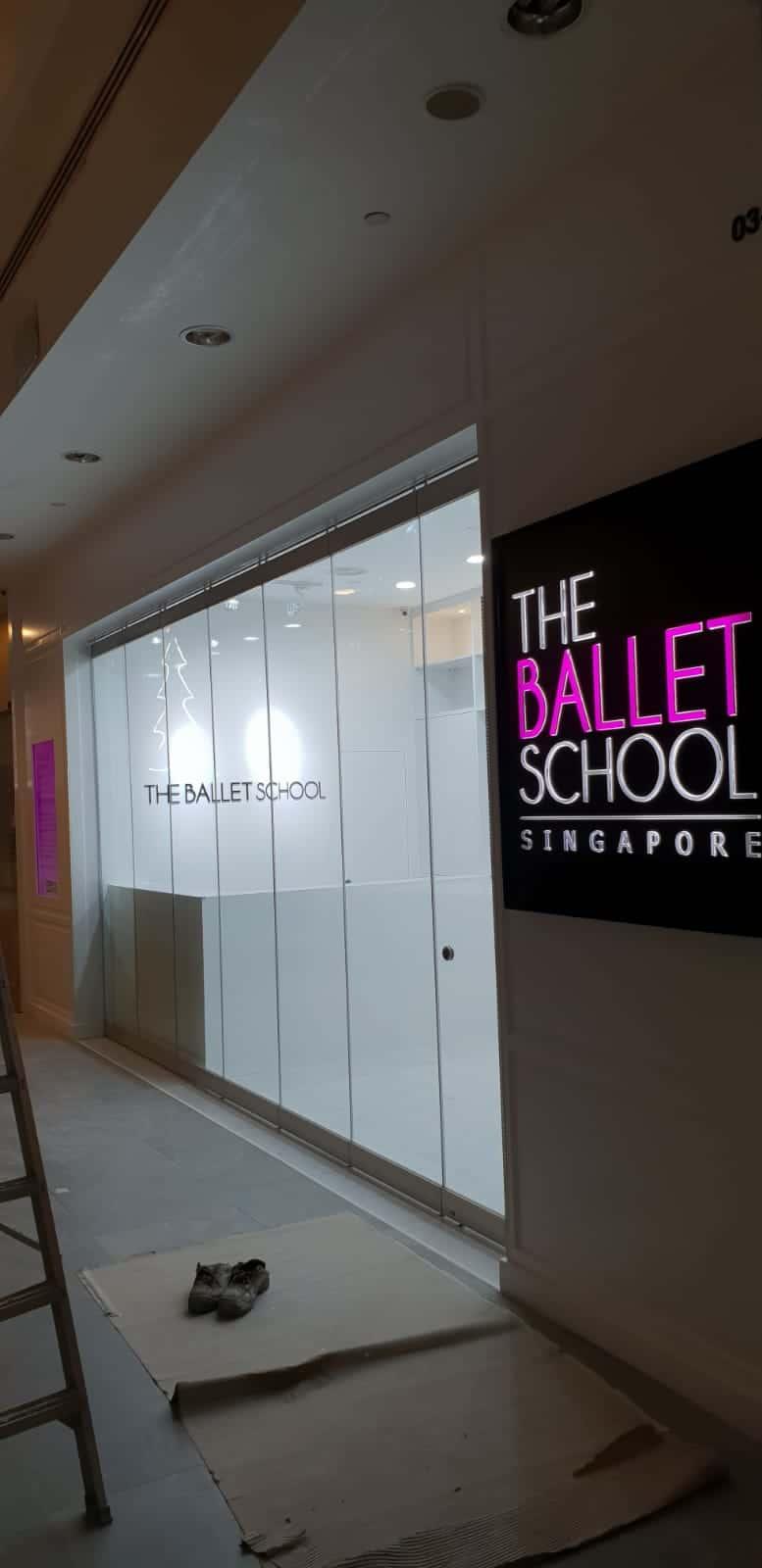 retail shop renovation singapore