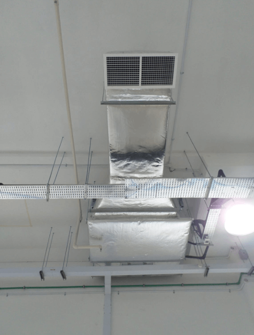 aircon repair for industrial singapore